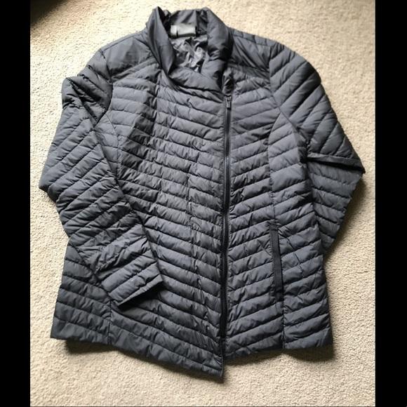 Athleta Jackets & Blazers - Athleta Asymmetrical Zip Jacket